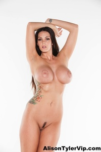 Alison Tyler Nude Studio Shoots 03