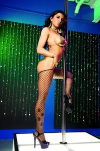 Romi Rain Pole Dancer 00