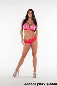 Alison Tyler Pink Panties 00