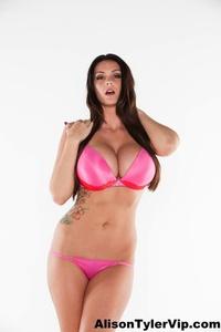 Alison Tyler Pink Panties 13