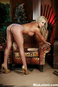 Mia Gets Nude On A Chair 09