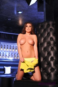 Sarah McDonald Yellow Top 12