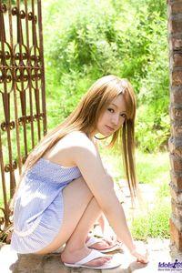 Innocent Asian Gir Ria Sakurai Nude 12