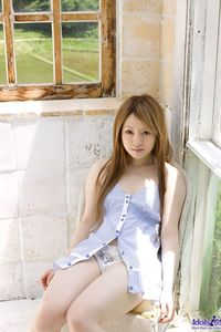 Innocent Asian Gir Ria Sakurai Nude 14