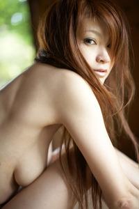 Arisa Kuroki Nude Asian Babe 13