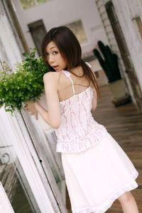 Ayumi Kobayashi Flower Girl 05