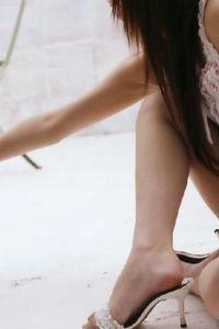 Ayumi Kobayashi Flower Girl 07