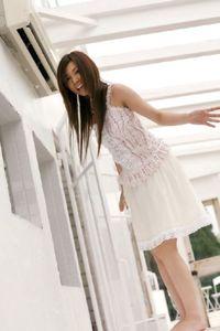 Ayumi Kobayashi Flower Girl 08