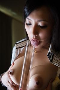 Haruka Sasaki - Slutty Attendant 03