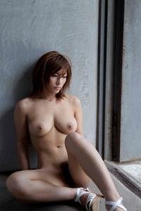 Nami Hoshino Shows Her Natural Tits 07
