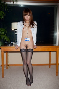 Slutty Miyu Misaki Strips In A Hotel 07