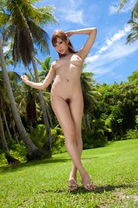 Asuka Kirara Tropical Bikini Babe 09