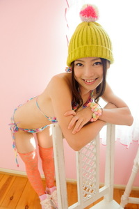 Cute Asian Girl Madoka Hitomi Have Fun In The Bedroom 08