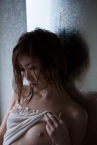 Nude Asian Babe Rina Kato Sexy Closeup 06