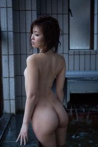 Nude Asian Babe Rina Kato Sexy Closeup 10