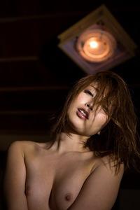 Nude Asian Babe Rina Kato Sexy Closeup 12