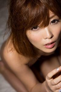 Nude Asian Babe Rina Kato Sexy Closeup 14