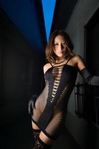 Nami Hoshino Glamorous Asian Beauty 09