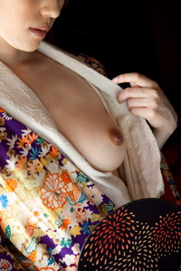 Yuria Ashina Shows Her Nice Breasts 00