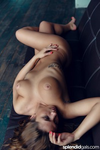 Mary Is A Real Brunette Beauty 16