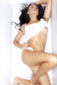 Sexy Brunette Renee Perez 05