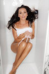 Sexy Brunette Renee Perez 12