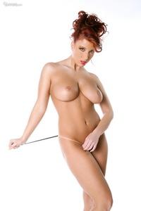 Ashley Robbins Hot Redhead Babe 10