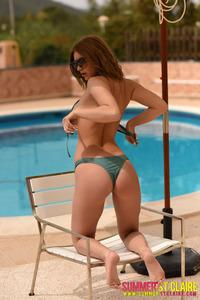Perfect Busty Pornstar In Bikini 03