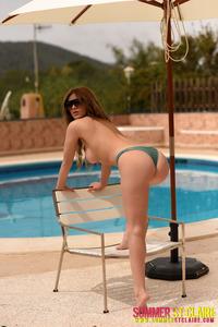 Perfect Busty Pornstar In Bikini 05