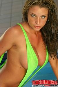 Ashley In Sling Bikini 06