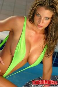 Ashley In Sling Bikini 07