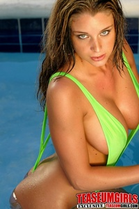 Ashley In Sling Bikini 08
