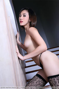 Areeya Oki Stairs 12