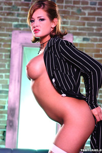 Sexy Tory Lane In Fishnet Stockings 08