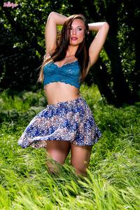 Aidra Fox Naked Fairy 00