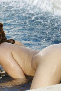 Ashley Graham   In Freshwater Pussy  05