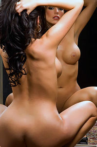 Anissa Holmes Posing Naked