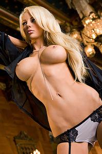 Nicolette Shea by Playboy