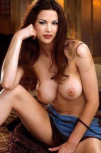 Tiffany Taylor Busty Playboy Babe