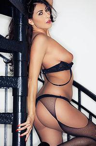 Sexy Latina Cybergirl Anna Lynn Hot Nude Gallery