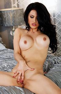 Amazing Breasted Latina Babe Vanessa Veracruz Nude