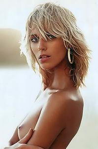 Anja Rubik Topless Pictures