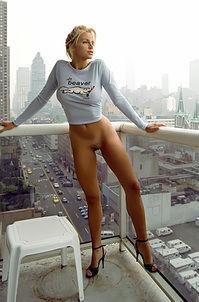 Camille Donatacci Nudity