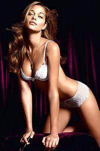 Ana Beatriz Barros Sexy Lingerie Photoshoot