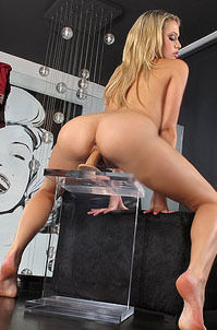 Mia Malkova Masturbations With Her Dildo