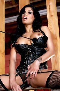 Alexis Amore In Latex