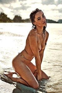 Nicole Meyer Nude Beach Photos