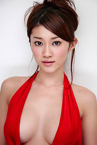 Pretty Asian Girl Mikie