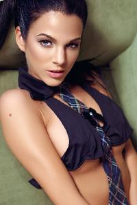 Playboy Model Sophie