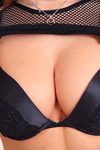 Harry Amelia's Big Natural Tits